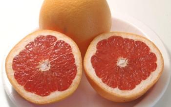 Golden Grapefruit Frappe