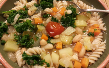 Slow and Easy Minestrone