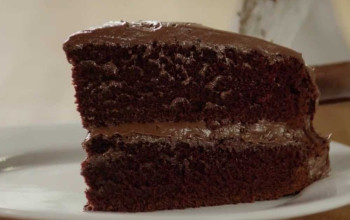 Super Simple Chocolate Cake
