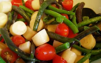 Tropical Green Beans