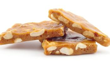Classic Peanut Brittle