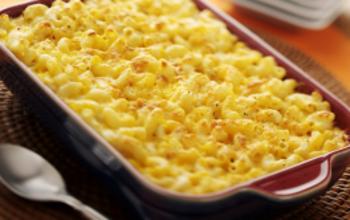 Fried Macaroni & Cheese