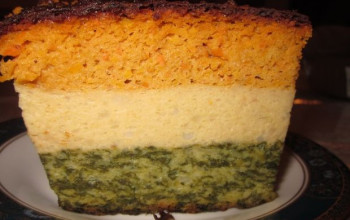 Layered Vegetable Kugel
