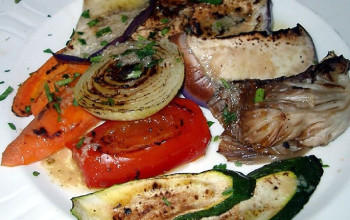 Eight-Spice Grilled Vegetables