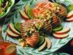 Crunchy Apple Salsa with Grilled Chicken
