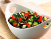 Olive Salad with Red Pepper and Onion