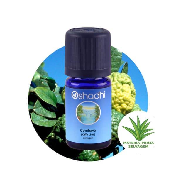 Combava (Kaffir Lime) - Óleo Essencial Selvagem - 5ml