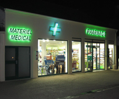 Image pharmacie dans le département Yonne sur Ouipharma.fr