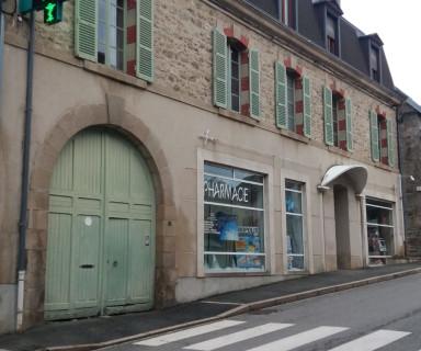 Image pharmacie dans le département Creuse sur Ouipharma.fr