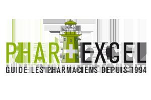 Pharexcel est sur Ouipharma.fr