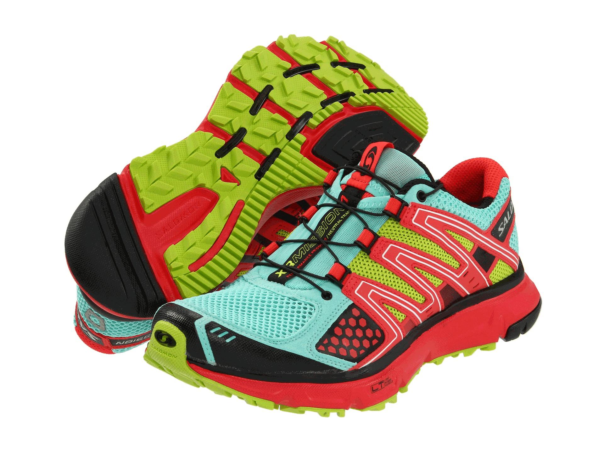 Salomon Shoe Run Big Or Small