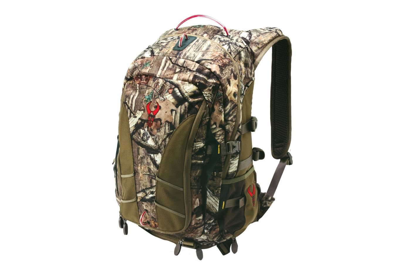 Badlands tree stand day pack mossy oak infinity for Stand pack