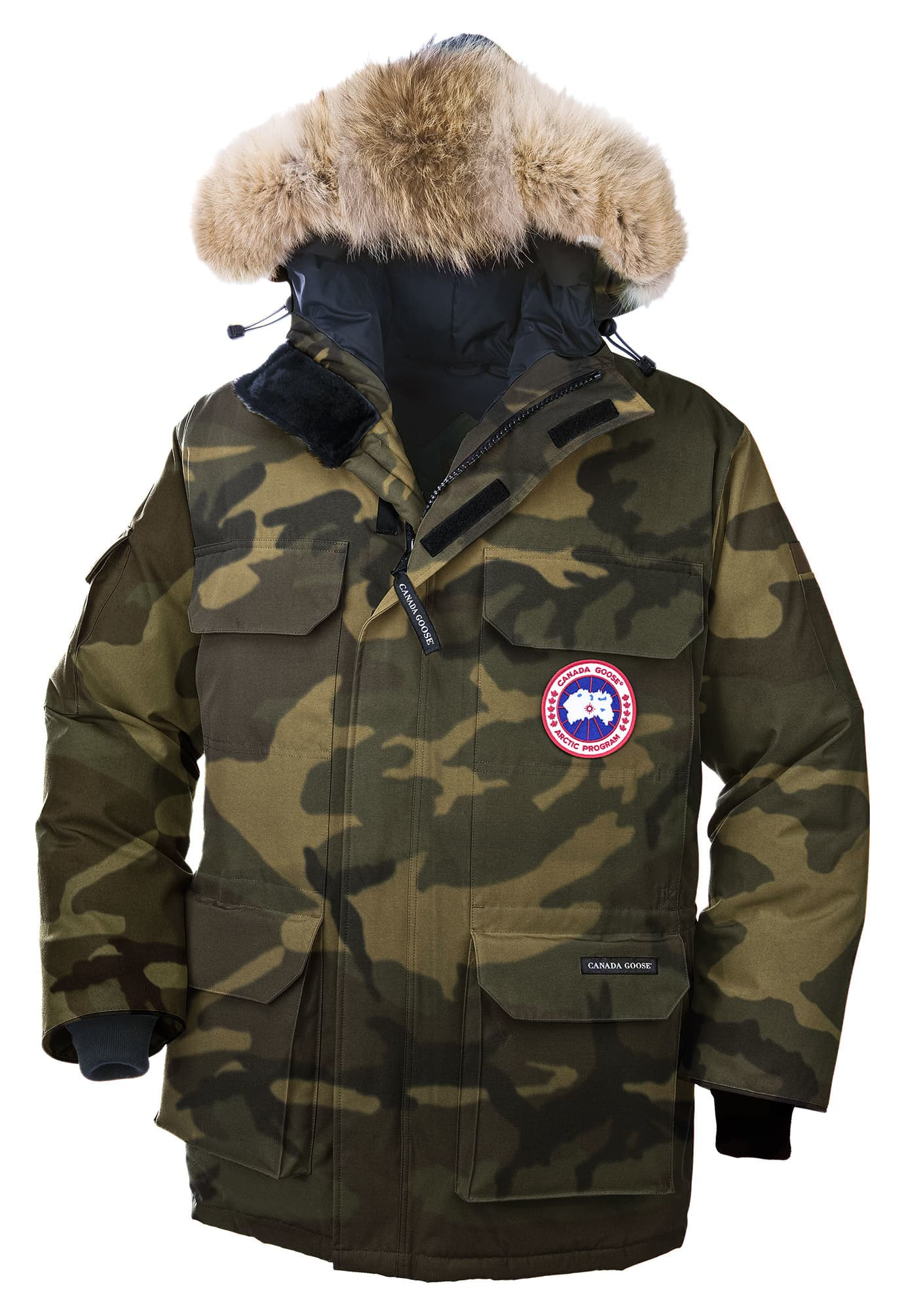 Canada Goose Zipper Parts
