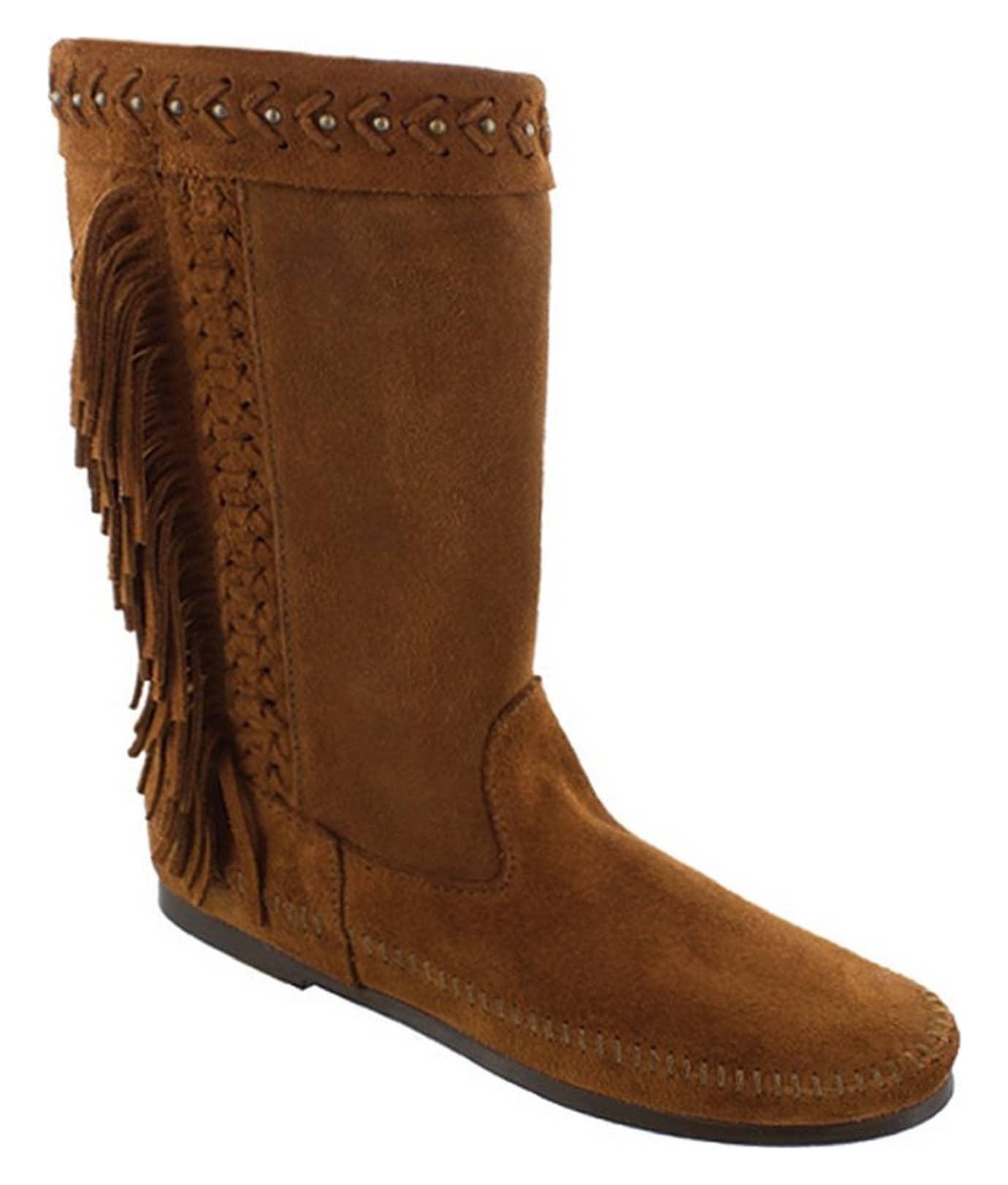 Canada Goose Zipper Cowboy Boots