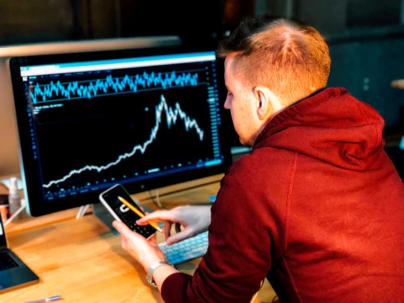 Trader Profissional precisa de tempo, capital e conhecimento.