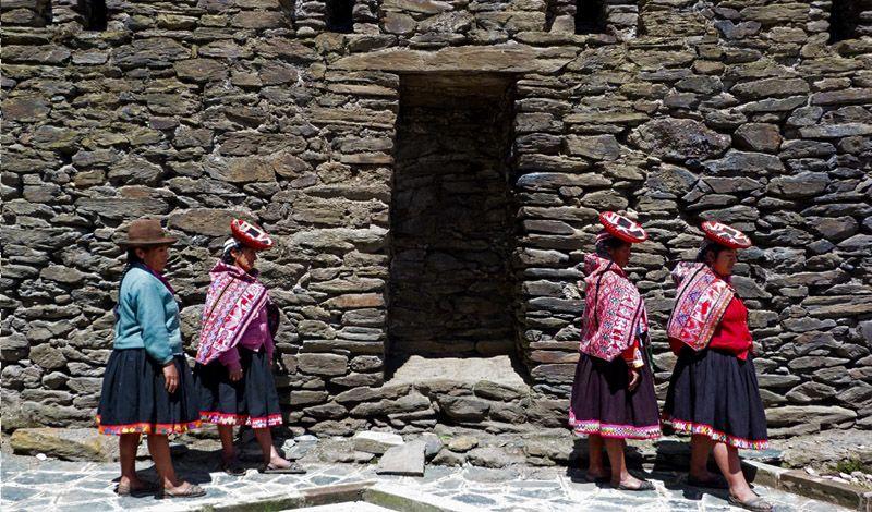 CBCtupay: Cusco Culture Tour: The Qhapaq Ñan & Inca Village Homestay