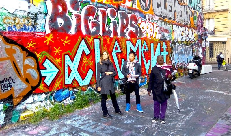 Migrantour Paris: Belleville Walking Tour: Discover a Diverse Heritage