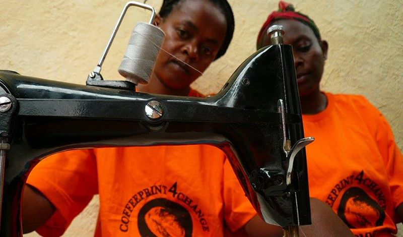 Coffeeprint4change: Arba Minch Sewing Workshop: Traditional Weaving & Local Coffee