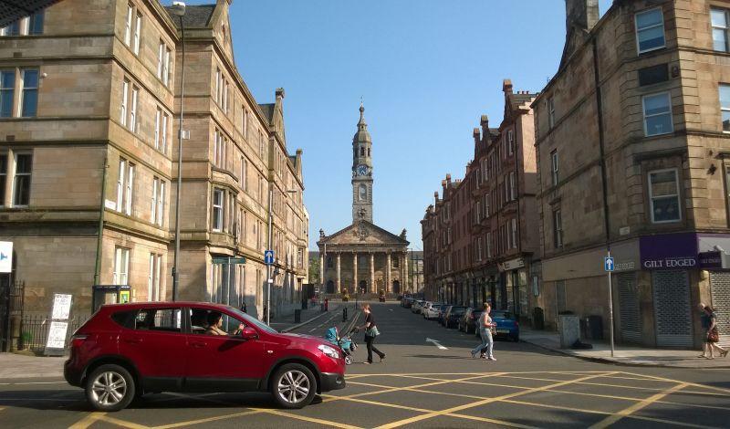 Invisible (Glasgow): Glasgow Walking Tour: Stories of Crime & Punishment