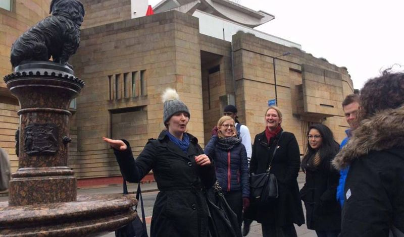 Invisible (Edinburgh): Edinburgh Walking Tour: The Paths of Inspirational Women
