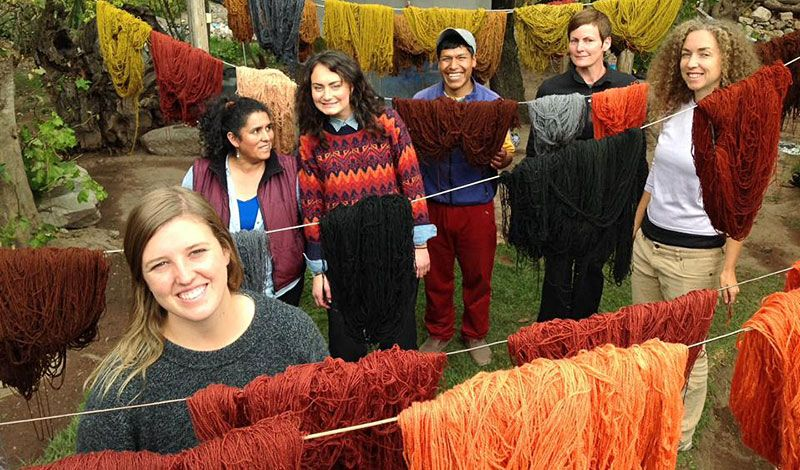 Awamaki: Ollantaytambo Discovery Tour: The Art of Peruvian Weaving