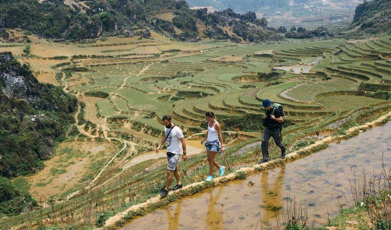 Sapa O'Chau: Sapa Trek Tour: Rustic Farms and Historic Ruins