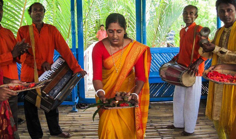 Relief International : Dhaka Adventure Tour: Explore the Village of Karam Mura
