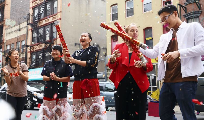 Museum of Chinese in America (MOCA): Chinatown Walking Tour: Discover the History of NYC's Chinatown