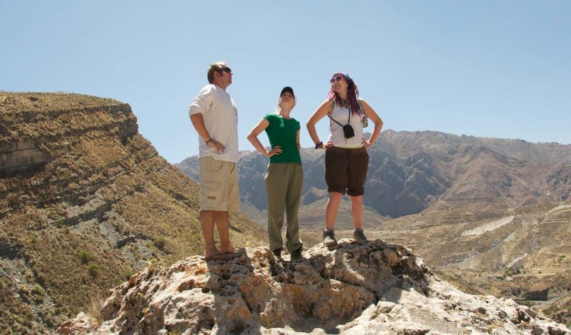 Condor Trekkers: Sucre Trekking Tour: Hike an Inca Trail and the Maragua Crater