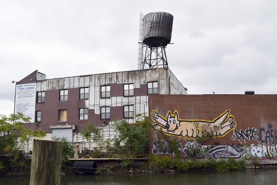 Gowanus Canal Shoreline Art Walk