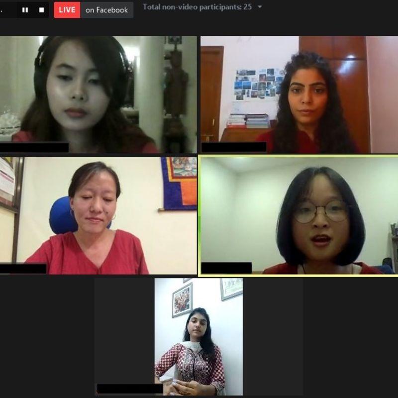 Career Development Mentoring for Young Women Across Asia
