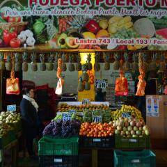 Chile fresh produce market