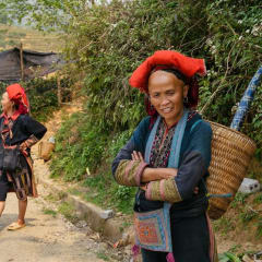 Red Dao - Vietnam minorities
