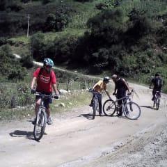 Ecuador bike tour - biking in Ecuador