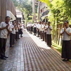 student hospitality training