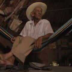 Mexican medicine man