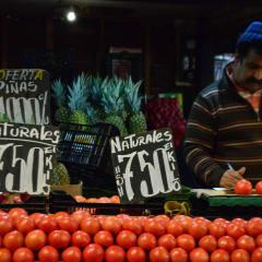 Santiago market tours