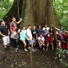 Costa Rica trekking tours - Papa Locos