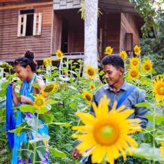 Thailand homestay - plant a tree
