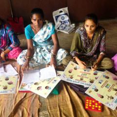 Indian women empowerment workshop