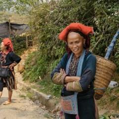 Red Dao - Vietnam minorities