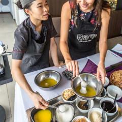 Vietnamese cooking - pho