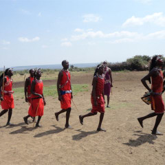 Kenyan dance