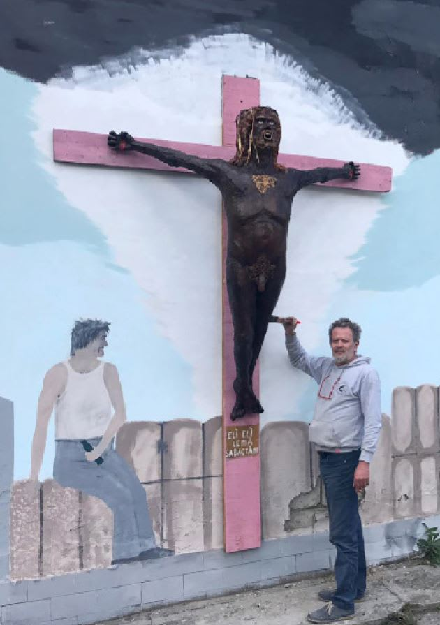 Il Cristo della discordia