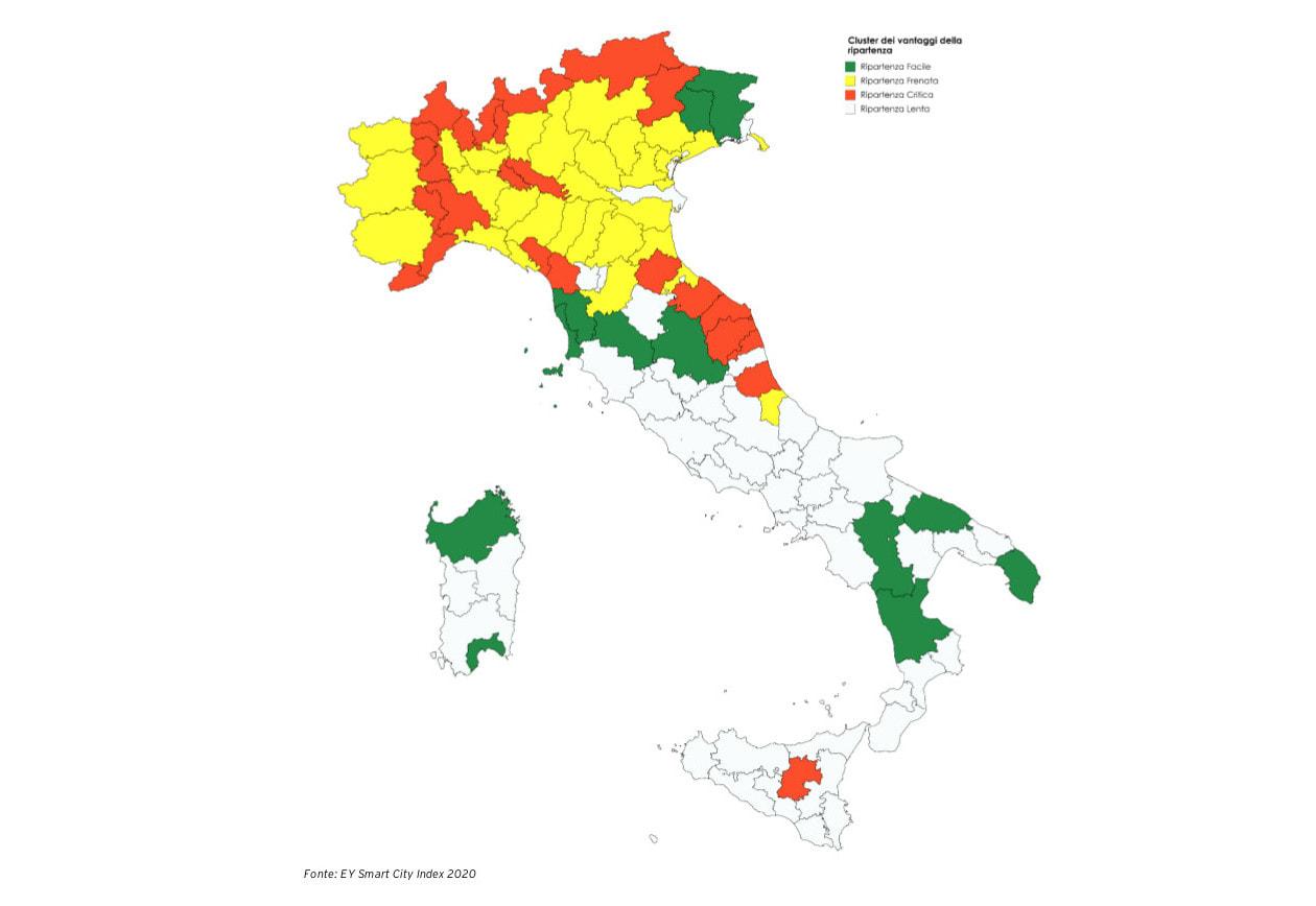 Prato: quanto pesano tecnologia e mobilità sulla ripartenza post Covid-19