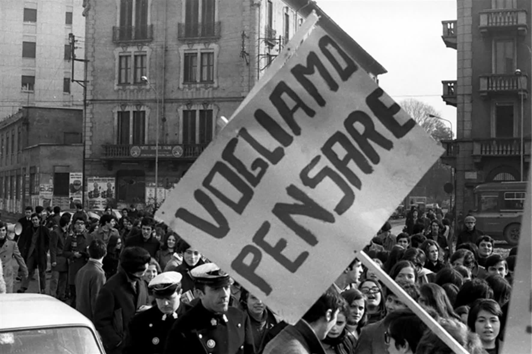 Prato nel 1968: la città che voleva diventare una metropoli