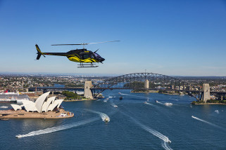 Helicopter Flight Over Sydney - 30 Minutes