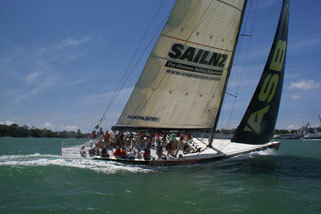 Sailing Americas Cup Experience