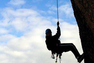 Rock Climbing and Abseiling Full Day