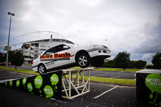 Stunt Car Driving School - Level 3